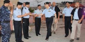تنقلات واسعة في جهاز الشرطة الفلسطينية
