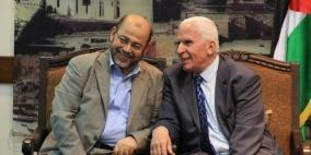 حماس تشكر فتح على موقفها الرافض لمشروع القرار الأمريكي