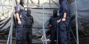 غزة:  الحكم بإعدام 6 عملاء والأشغال الشاقة لـ 8 آخرين