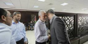 وفد من حركة الجهاد الإسلامي يغادر غزة إلى القاهرة
