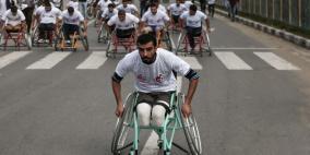 نحو ربع مليون فلسطيني من ذوي الإعاقة يصرخون في واد الاهمال