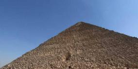"""""""فيديو جنسي"""" على قمة الهرم يثير غضب المصريين"""