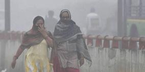 تلوث الهواء تسبب بوفاة 1.24 مليون هندي عام 2017