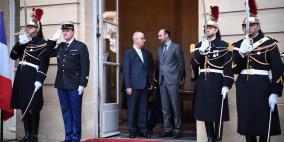 فرنسا توافق على التعاون بفتح بروتوكول باريس الاقتصادي