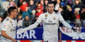 بالفيديو- ريال مدريد ينجو من فخ هويسكا بانتصار صعب