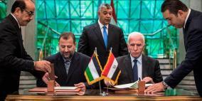 الأحمد يكشف عن جهود عربية جديدة لتحقيق المصالحة