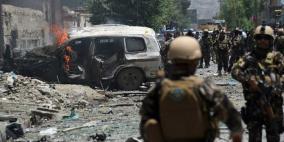 مقتل 4 عناصر من المخابرات الأفغانية في هجوم انتحاري