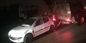 قوات الاحتلال تقتحم رام الله وكوبر وتصادر مركبة