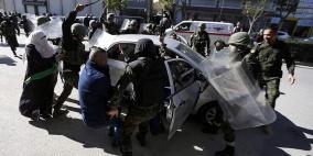 محافظ الخليل يوضح ما جرى خلال مسيرة حماس