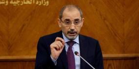 الأردن: لا بديل عن حل الدولتين