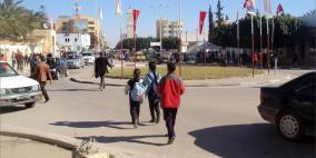 اطلاق اسم فلسطين على أحد شوارع سيدي بو زيد في تونس
