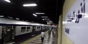 إنتحار فلسطيني تحت عجلات قطار في مصر