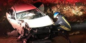وفاة شاب متأثرا بإصابته بحادث سير امس