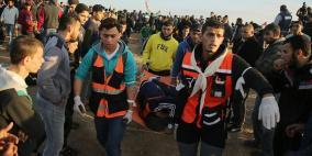 3 شهداء وعشرات الاصابات على حدود غزة