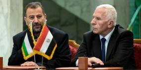 حماس تعلن موقفها من دعوة موسكو لعقد لقاء مع فتح