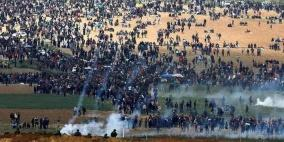 هيئة مسيرات العودة تحذر من انفجار الأوضاع في ظل استمرار الحصار على غزة