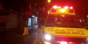 إصابة فتى بجراح خطيرة خلال شجار في رهط