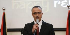 وزير العدل يصدر بيانا حول قانونية حل المجلس التشريعي
