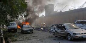 أكثر الهجمات دموية .. 43  قتيلا في هجوم على مجمع حكومي  بكابول