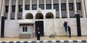 بالصور.. الإمارات تعلن اعادة افتتاح سفارتها في دمشق