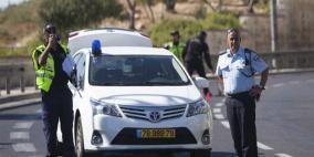 الشرطة الإسرائيلية تعتقل 50 فلسطينيا في إيلات