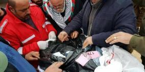 الاحتلال يسلم جثمان الشهيد ياسين من سلفيت