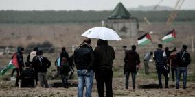 استشهاد شاب برصاص الاحتلال على حدود غزة