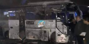 قتلى وجرحى جراء انفجار حافلة سياحية في مصر