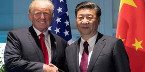 ترامب والرئيس الصيني يعدان بالتعاون