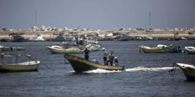الاحتلال يقرر زيادة مساحة الصيد