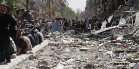 عودة 280 عائلة فلسطينية إلى مخيم اليرموك