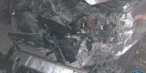 مصرع شخصين وإصابة ٣ آخرين بجروح في حادث سير جنوب الخليل