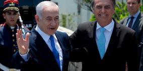 الرئيس البرازيلي يؤكد عزمه نقل سفارة بلاده الى القدس