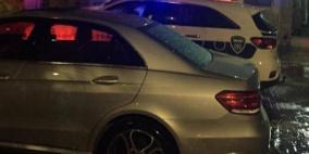 اعتقال مشتبهين باطلاق نار على سيارة مسؤول بمجلس محلي طرعان