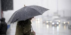 الطقس: منخفض شديدة البرودة يدخل البلاد غدا
