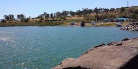ارتفاع نسبة الملوحة في مياه بحيرة طبريا