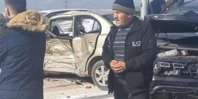 مصرع شابة متأثرة بجروحها الخطيرة اثر حادث سير في طمرة