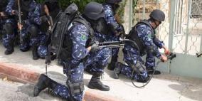 الشرطة تنجز 4107 قضية الاسبوع الماضي