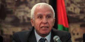 الأحمد: خطوات مقبلة لتقويض سلطة حماس في غزة