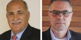 مرشحان يتنافسان عن التجمع الوطني الديمقراطي في انتخابات الكنيست