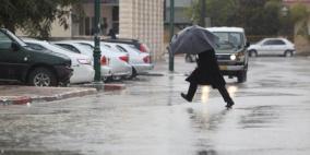 الطقس: أمطار وعواصف رعدية اليوم وغدا