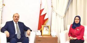 رئيسة مجلس نواب البحرين تؤكد مواقف بلادها الداعمة للقضية الفلسطينية