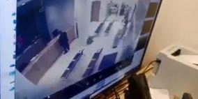 محدث بالفيديو: هكذا نفذت عملية السطو مسلح على البنك الأهلي في بيت ساحور