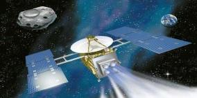 مسبار ياباني في مهمة لجلب عينات من الفضاء