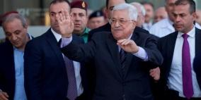 وزير اسرائيلي:الكابينت ناقش مصير عباس ونفكر بمنعه من العودة الى الضفة