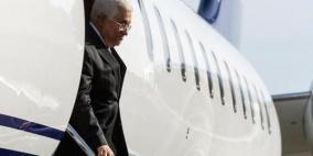 الرئيس يصل الدوحة في زيارة رسمية  تستمر ثلاثة أيام