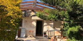 عائلة تهدم منزلها بيدها في قرية طرعانبالجليل
