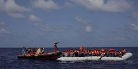 مخاوف من غرق نحو 120 مهاجرا بانقلاب قاربهم قبالة سواحل ليبيا