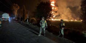 """الرئيس يعزي نظيره المكسيكي بضحايا """"أنبوب النفط"""""""
