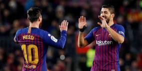 برشلونة على بعد خطوات من إنهاء تعاقده الهجومي الأول